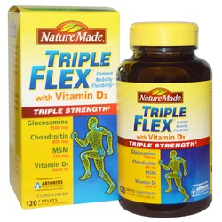 Nature Made Triple Flex with vitamin D