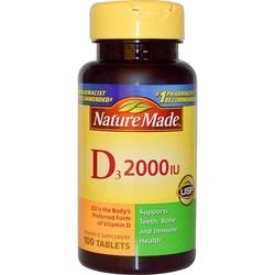 Nature Made Vitamin D3