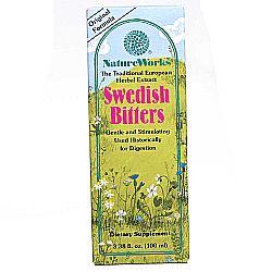 Nature Works Swedish Bitters Liquid