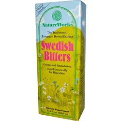 Nature Works Swedish Bitters Liquid Extract