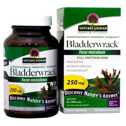 Nature's Answer Bladderwrack Thallus 250 mg