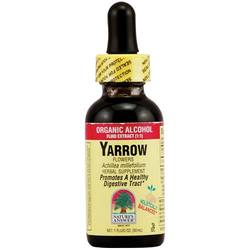 Nature's Answer Yarrow Flowers Fluid Extract