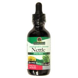 Nature's Answer Nettle Leaf Extract Low Alcohol