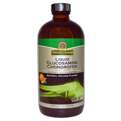 Nature's Answer Liquid Glucosamine  Chondroitin