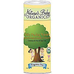 Nature's Baby Organics Silky Dusting Powder