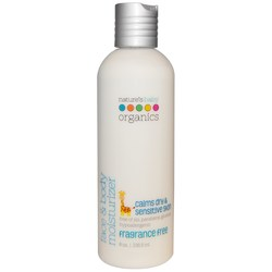 Nature's Baby Organics Face and Body Moisturizer