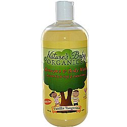 Nature's Baby Organics Shampoo and Body Wash