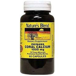 Nature's Blend Okinawa Coral Calcium