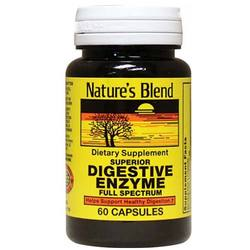 Nature's Blend Digestive Enzyme