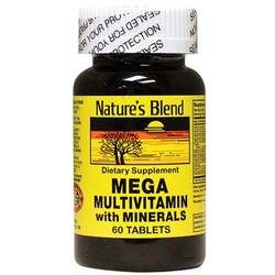 Nature's Blend Mega Multivitamin with Minerals