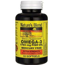 Nature's Blend Omega-3 1760 Mg