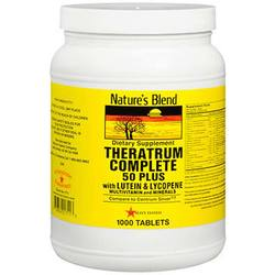 Nature's Blend Theratrum Complete 50 Plus