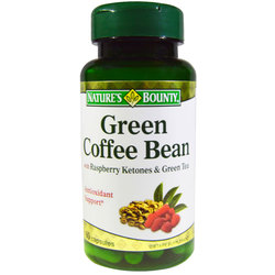 Nature's Bounty Green Coffee Bean