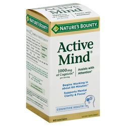 Nature's Bounty Active Mind