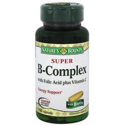 Nature's Bounty Super Vitamin B Complex