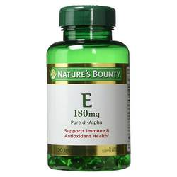 Nature's Bounty Vitamin E - Pure dl-Alpha