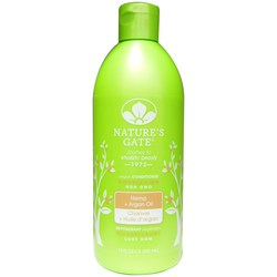 Nature's Gate Nourishing Hemp + Argan Oil Conditioner