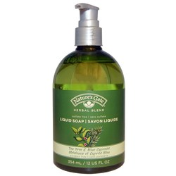 Nature's Gate Herbal Blend Liquid Soap