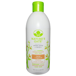 Nature's Gate Vegan Nourishing Shampoo