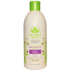Nature's Gate Henna + Avocado Shine Enhancing Shampoo