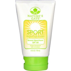 Nature's Gate Vegan Sunscreen Lotion