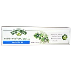 Nature's Gate Cool Mint Gel Toothpaste