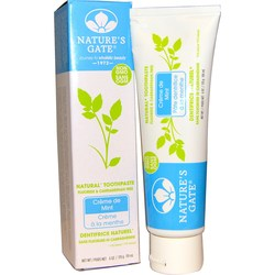 Nature's Gate Natural Toothpaste
