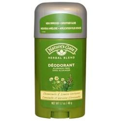 Nature's Gate Herbal Blend Stick Deodorant