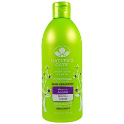 Nature's Gate Shine Enhancing Henna + Avocado Conditioner