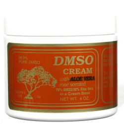 Nature's Gift DMSO Cream with Aloe Vera
