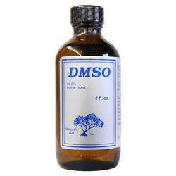 Nature's Gift DMSO Liquid 99.9- Pure (glass)