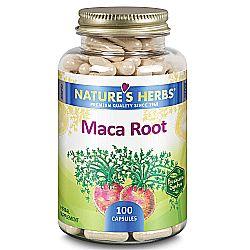 Nature's Herbs Maca Root 500 mg