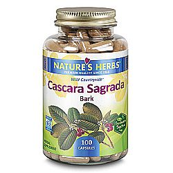 Nature's Herbs Cascara Sagrada