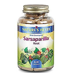 Nature's Herbs Sarsaparilla