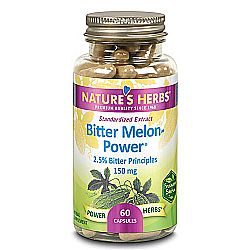 Nature's Herbs Bitter Melon Power