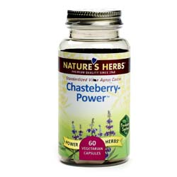Nature's Herbs Chasteberry Power