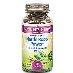 Nature's Herbs Nettle Root Power