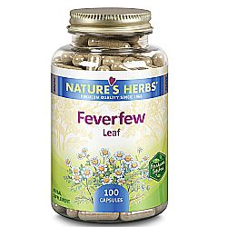 Nature's Herbs Feverfew Leaf