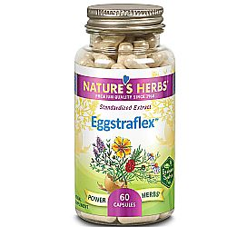 Nature's Herbs Power-Herbs Eggstraflex