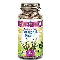 Nature's Herbs Forskohlii Power