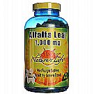Nature's Life Alfalfa Leaf 1,000 mg