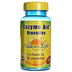 Nature's Life Enzyme Aid Digestive