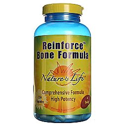 Nature's Life Reinforce Bone Formula