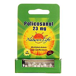 Nature's Life Policosanol 23 mg