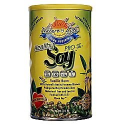Nature's Life Healthy Soy Protein
