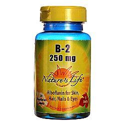 Nature's Life B-2 250 mg