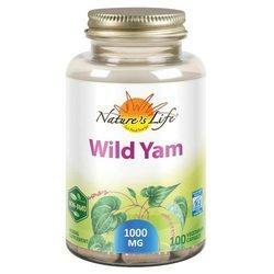 Nature's Life Wild Yam 1000 mg
