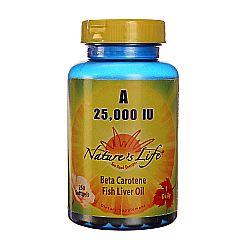 Nature's Life A 25-000 IU