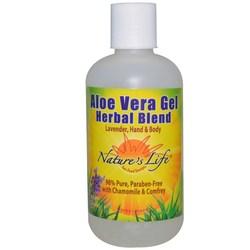 Nature's Life Aloe Vera Gel Herbal Blend