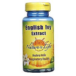 Nature's Life English Ivy Leaf Extract
